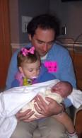 Big Sister meets Baby John