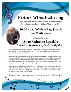 Pastors-wives fellowship-revised